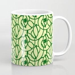 St. Patrick's Day Clovers Coffee Mug