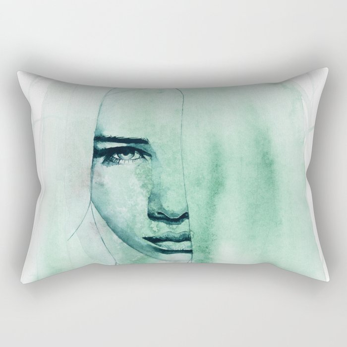 conversion Rectangular Pillow