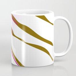 wild lines, exotic pink Coffee Mug