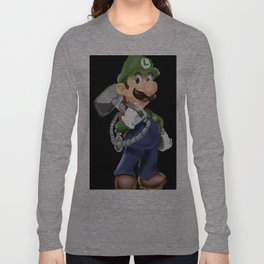 Luigi Long Sleeve T-shirt