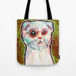 Infected Sugar Cat Tote Bag