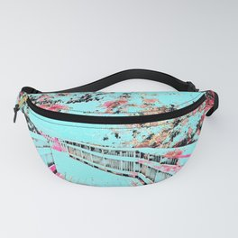 The Path Less Traveled V Fanny Pack