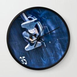 Battleship Texas Wall Clock