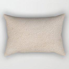 Vintage leather texture background Rectangular Pillow