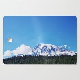 Mount Rainier, Washington Cutting Board