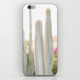 Ethereal Cacti I iPhone Skin