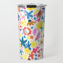 Autumm´s flowers Travel Mug