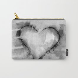 Love Unfolding No.26K by Kathy Morton Stanion Carry-All Pouch