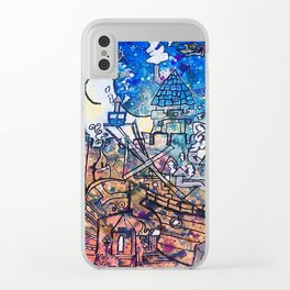 City Thigs Clear iPhone Case