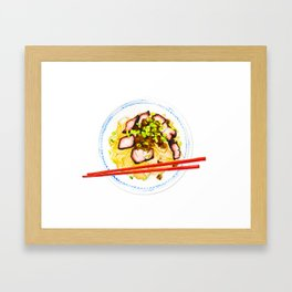 Kolo Mee Framed Art Print