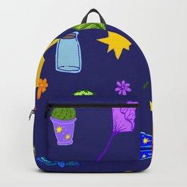 Midnight Flash Sheet Backpack