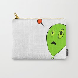 Threatened Balloon Carry-All Pouch
