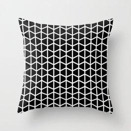 BlackSide Throw Pillow