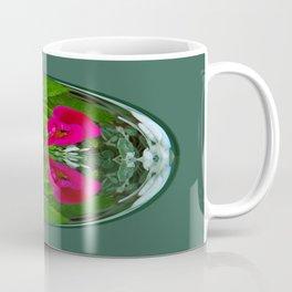 Flower Globe Coffee Mug