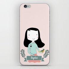 Sophie iPhone & iPod Skin