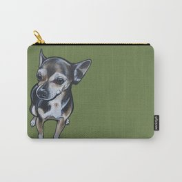 Artie the Chihuahua Carry-All Pouch
