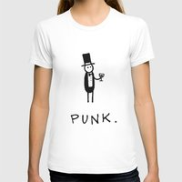 punk T-shirts featuring Punk by Muses.is