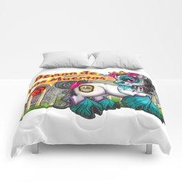 Demon de Los Muertos Comforters