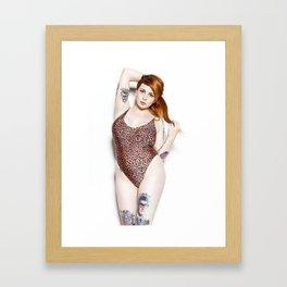 Peggy Suicide  Framed Art Print