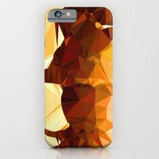 Syncerus caffer Slim Case iPhone 6s