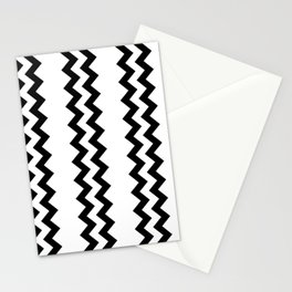MATCH OR MIX (BLACK-WHITE) Stationery Cards