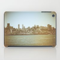 san francisco iPad Cases featuring San Francisco by Christine Workman