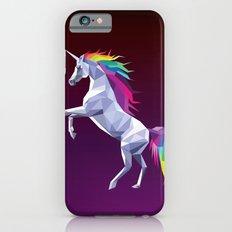 Geometric Unicorn iPhone 6s Slim Case