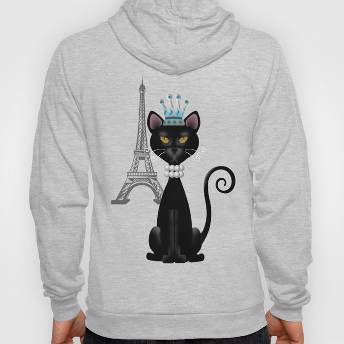 Le Chat, La Reine - The Cat, The Queen Hoody