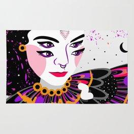 The dreams of Björk Rug