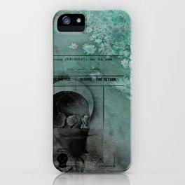 skullard iPhone Case