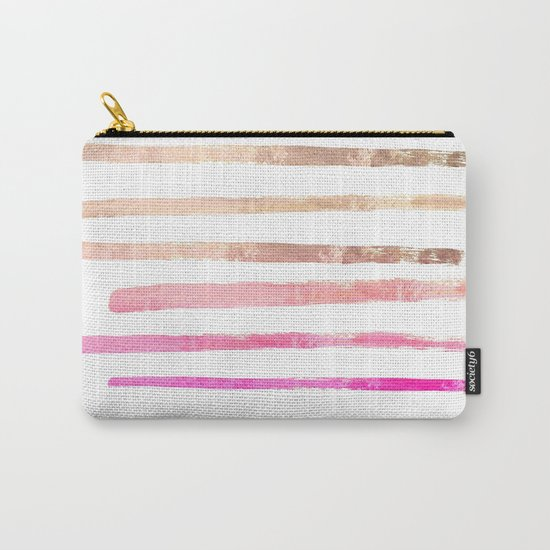 SURI PINKISH Carry-All Pouch
