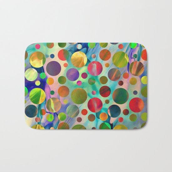 Joyful Dots Bath Mat