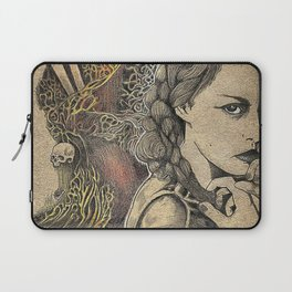 The Arsonist's Vision Laptop Sleeve
