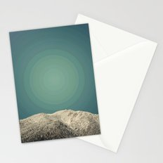 Snow Daze Stationery Cards