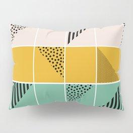 Blossom mosaic Pillow Sham