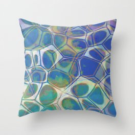 Modern Abstract Painting One Throw Pillow