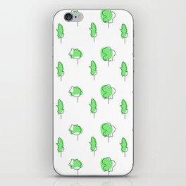 little tress iPhone Skin
