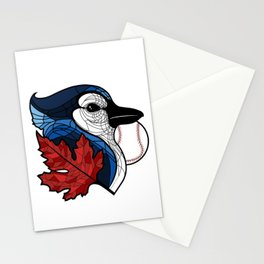 Blue Jays Go Team 2 Stationery Cards