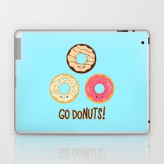 Go doNUTS! Laptop & iPad Skin