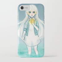 cyarin iPhone & iPod Cases featuring Safe Haven by Cyarin