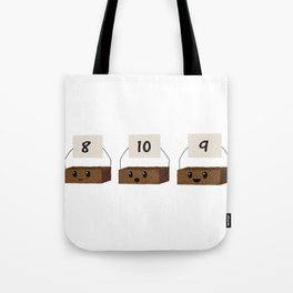 Brownie Points Tote Bag