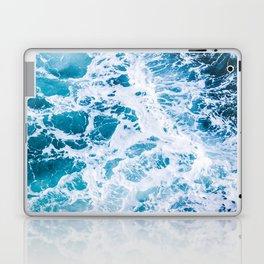 Perfect Ocean Sea Waves Laptop & iPad Skin