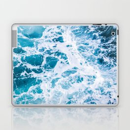 Perfect Ocean Sea Waves Laptop & iPad Skin