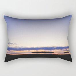 After Sunset Rectangular Pillow