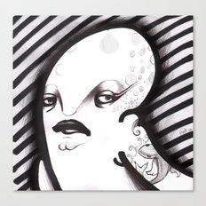 Mrs. Thing Canvas Print