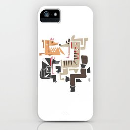 Tasmania iPhone Case