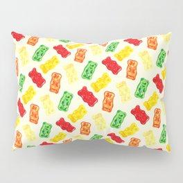 Gummy Bear Pattern Pillow Sham