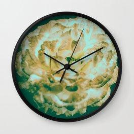 Desert Rose Vintage Wall Clock