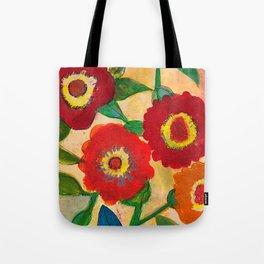 park flower1 Tote Bag