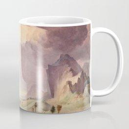 Franz Sedlacek - The Road - Die Strasse Coffee Mug